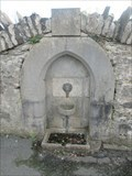 Image for Former Drinking Fountain - St Hilary's Church, Llanrhos, Conwy, Wales