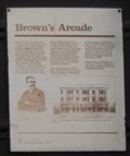 Image for Brown's Arcade - Baltimore MD