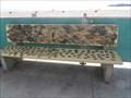 Image for Pawprint Bench  -  Santa Cruz, CA
