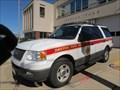 Image for Dayton FD Officer Car