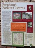 Image for Brenham's Earliest Cisterns -- Toubin Park, Brenham TX