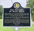 Image for The Potters of Rock Mills - Rock Mills, AL