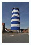 Image for Water tower Bredene - Oostende - belgium