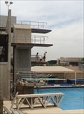Image for Diving Tower, Mona Plummer Aquatic Complex, Arizona State University - Tempe, AZ