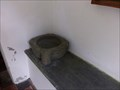 Image for Holy Water Stoup - Church of St Ilytyd - Ilston - Gower, Wales.