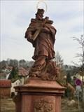 Image for St. John of Nepomuk // sv. Jan Nepomucký - Mnichovice, Czech Republic