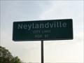 Image for Neylandville, TX - Population 97