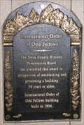 Image for International Order of Odd Fellows