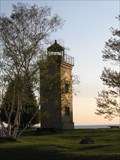 Image for Peninsula Point Lighthouse Tower
