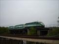 Image for Lake Ontario Rail Line - Rouge River, Toronto, Ontario