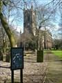 Image for Minster Church of St. Peter Ad Vincula Churchyard Cemetery - Stoke, Stoke-on-Trent, Staffordshire, UK.