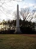 Image for Mary Washington Grave and Monument, Fredericksburg, VA