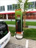 Image for Electric Car Charging Station Corso Court - Prague, Czech Republic