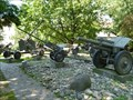 Image for Soviet Artillery - Museum of Slovak National Uprising, Banská Bystrica, Slovakia