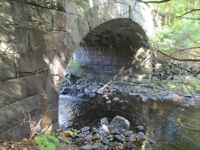 Stone Arch Railroad Bridge