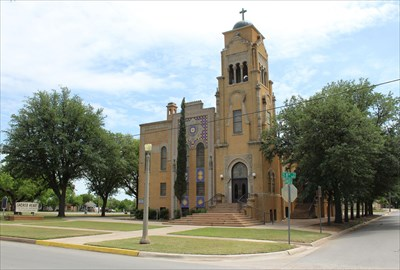 Catholic church abilene tx