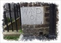 Image for War Department Boundary Marker #101 - Mansion Row, Brompton, Gillingham, Kent, ME7 5SE.