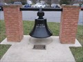 Image for USS Antietam Ship's Bell - Sharpsburg MD
