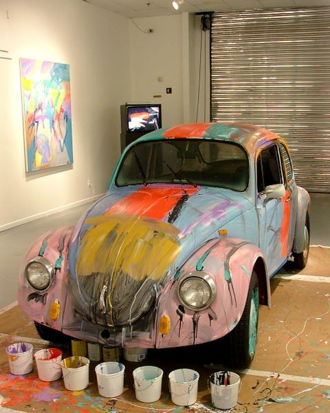 Art Car Museum >> Artcar Museum Houston Texas Art Museums On Waymarking Com