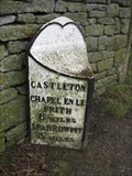 Image for Castleton Milestone - Buxton Road, Castleton, Derbyshire, UK
