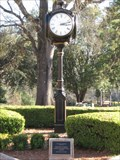 Image for Huntingdon College Clock - Montgomery, Alabama