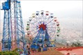 Image for Tibidabo amusement park, Barcelona, Spain