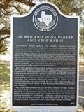 Image for Dr. Ben and Mona Parker and KBOP Radio