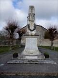 Image for Monument aux Morts - Le Gue d'Allere, Nouvelle Aquitaine,France