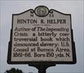 Image for Hinton R. Helper - M33