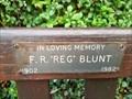 Image for 'Reg' Blunt - All Saints - Rampton, Cambridgeshire