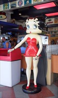Image for Betty Boop  -  Seaside Heights, NJ