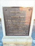 Image for Korean War Memorial - Muskegon, Michigan