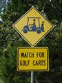 Image for Golf Carts Crossing - Cedar Mills, TX