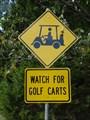 Image for Golf Carts Crossing - Cedar Mills, TX