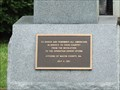 Image for Macon County GA Veteran's Memorial -- Oglethorpe GA