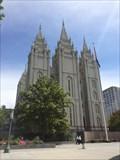 Image for Salt Lake Temple - Temple Square - Salt Lake City, UT