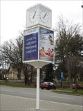 Image for Town Clock - Jihlava, Czech Republic