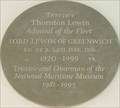 Image for Terence Thornton Lewin - National Maritime Museum, Greenwich, London, UK
