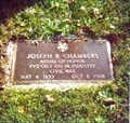 Image for Joseph B. Chambers-New Castle, PA