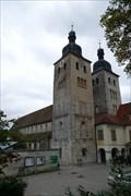 Image for Katholische Pfarr- und Abteikirche Mariä Himmelfahrt - Plankstetten, Berching, Bavaria, Germany