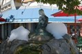 Image for Little Mermaid Fountain - Solvang California