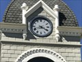 Image for Garfield County Courthouse Clock  - Pomereoy, WA