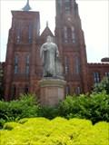 Image for Joseph Henry Statue  -  Washington, DC