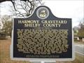 Image for Harmony Graveyard - Helena, AL