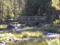 Image for Footbridge Falls Footbridge, OR