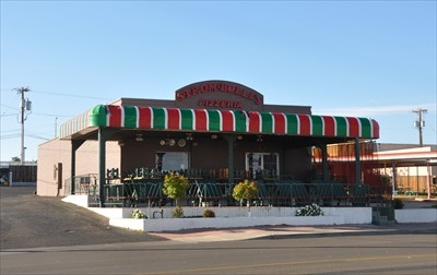Strombolli S Pizzeria Page Arizona Independent Pizza Restaurants On Waymarking