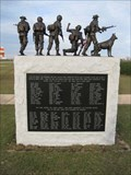 Image for War Dog Memorial, Mobile Alabama