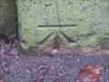 Image for Cut Bench mark - High Street -  Shrewton - Wilt's