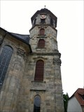 Image for Glockenturm, Dreifaltigkeitskirche in Neudrossenfeld/Germany/BY