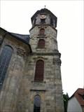 Image for Glockenturm, Dreifaltigkeitskirche in Neudrossenfeld/Germany/BY